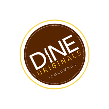 Dine Originals Columbus logo