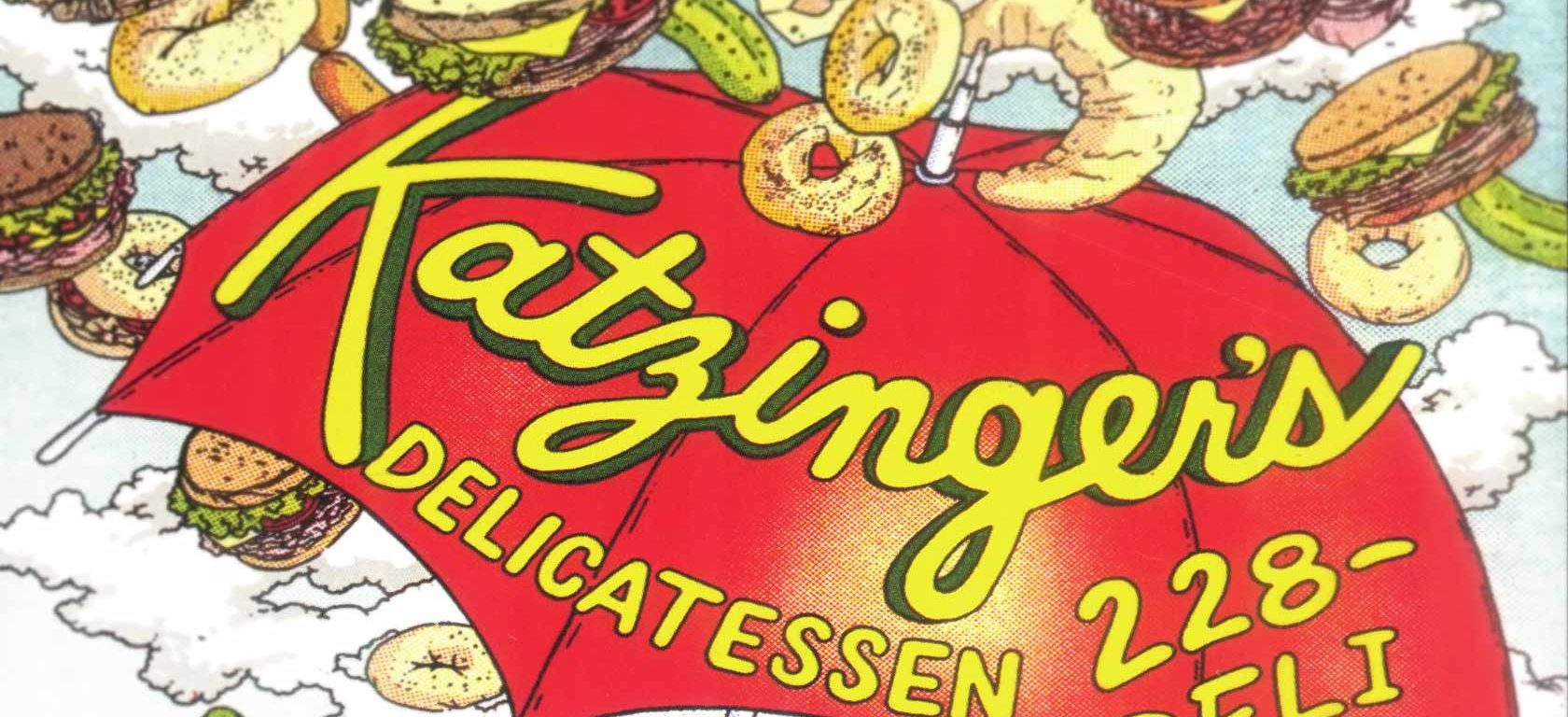 Katzinger's Delicatessen 228-DELI