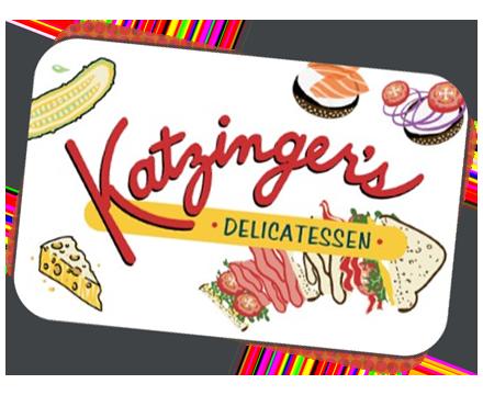 Katzinger's Delicatessen Gift Card